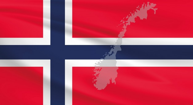 Norge - flagg